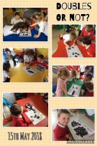 An investigation using dominoes
